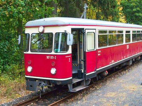 Narrow Gauge Railway, Resin, Historically