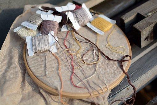 Woman, Female, Inspiration, Art, Handmade, Craft