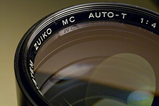 Olympus, Zuiko, Lens, Camera, Photography, Technology