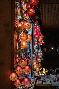 Christmas, Christmas Market, Christmas Tree