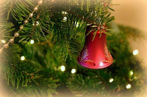 Christmas Picture, Christmas Motif, Christmas Tree