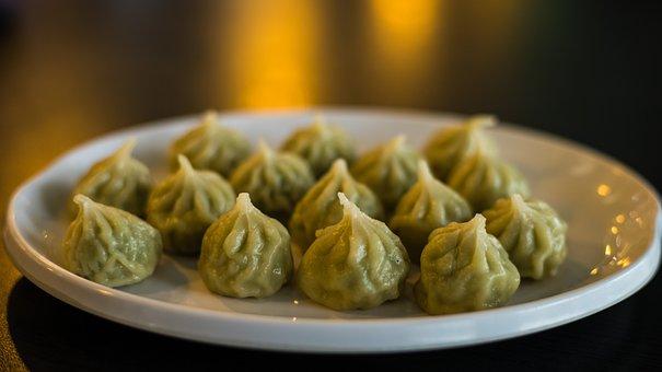Korean Food, Mandu, Momo, Dumplings, Food, Lunch, Eat