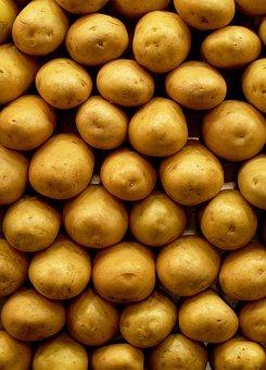 Potatoes, Vegetables, Alimentari, Sano, Food, Eat