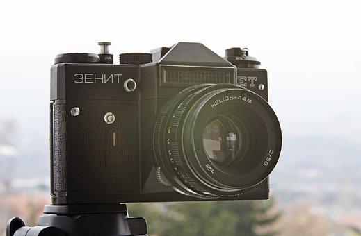 Zenit Camera, Zenit Et, Helios 44m