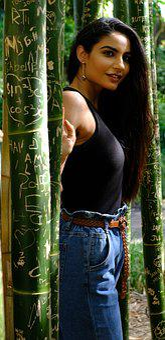 Model, Posing, Girl, Woman, Pretty, Portrait, Female