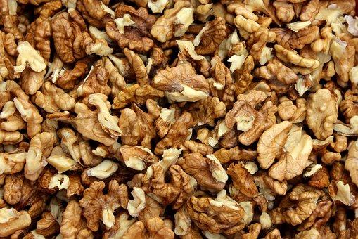 Nuts, Walnuts, Snacks, Tasty, Eat, Food, Health
