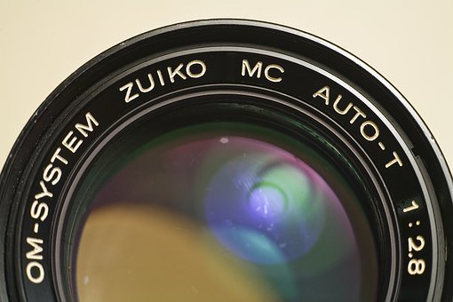 Olympus, Zuiko, Lens, Camera, Photography, Technology