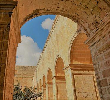 Malta, Monastery, Church, Religion
