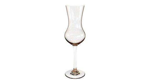 Cup Grappa, Cup, Vacuum, Barman, Bar, Shine
