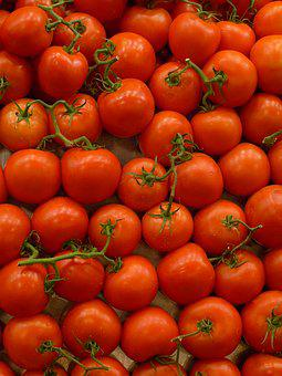 Tomatoes, Food, Fruit, Eat, Sano, Alimentari