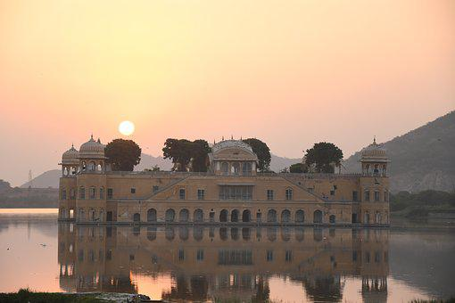 Tourist, Palace, Travel, India, Tourism, Rajasthan