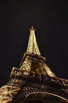 Paris, France, Tower, City, Monument, Travel, Symbol