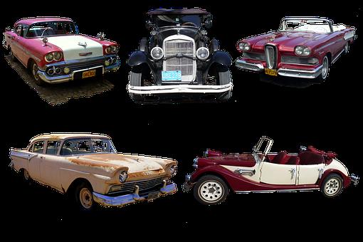 Car, Transport, Vehicle, Automobile, Vintage, Nostalgia
