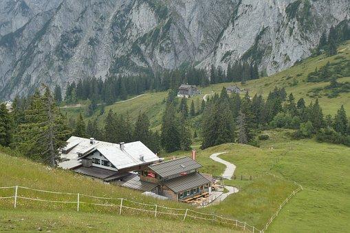 Dachstein-krippenstein, Salzkammergut, Austria