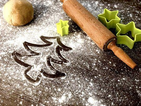 Christmas, Baking, Advent, Cookie, Sweet, Cakes, Flour