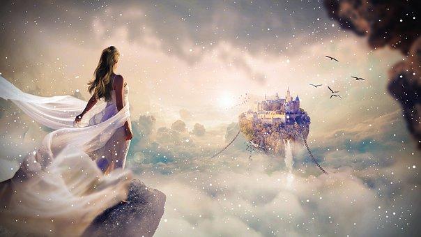 Fantasy, Photoshop, Magic, Photo Montage, Design, Love