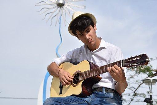 Gian, Guitarist, Singer, Musician, Guitar, Artist
