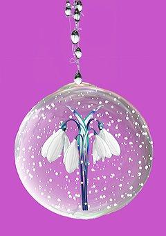Glass Ball, Ball, Glass, Globe Image, Round