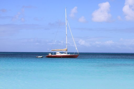 Marie Galante, Guadeloupe, Island, Sea, Holiday