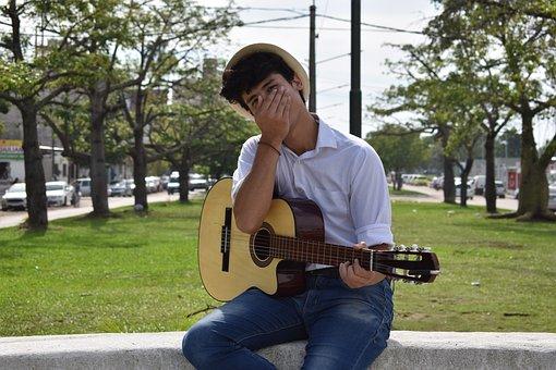 Music, Guitar, Melody, Instrument, Musician, Guitarist