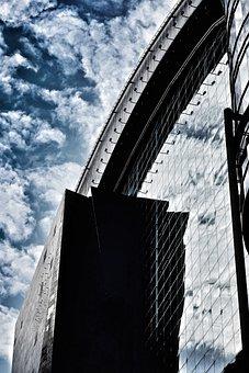 Mong Kok, Portland Street, Hong Kong, Mall, Glass