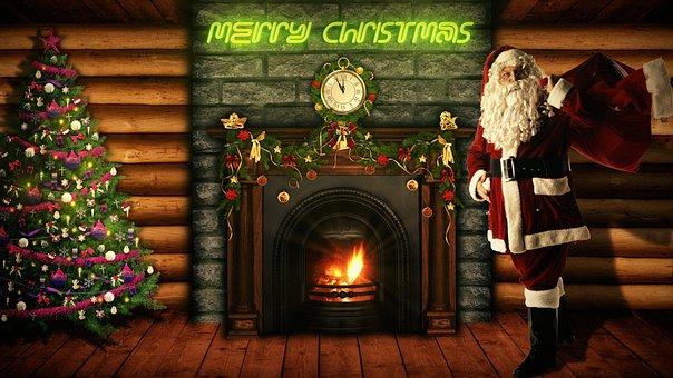 Merry Christmas, New Year's Eve, Christmas