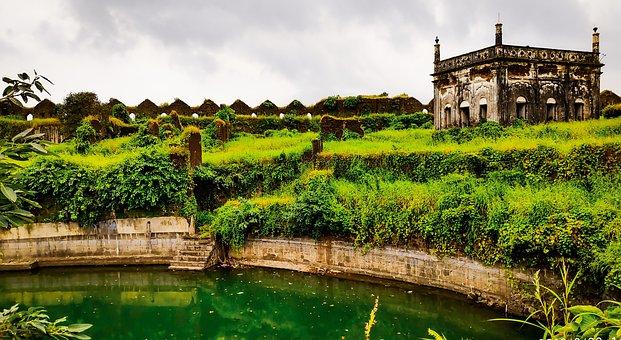Murud Janjira, Fort, Water, Maharashtra