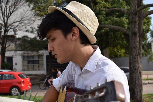 Guitarist, Singer, Musician, Guitar, Artist, Instrument