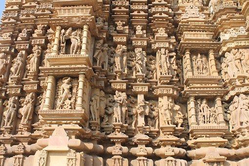 Mahadev, 1008, Shivlinga, Khajuraho, Madhya, Pradesh