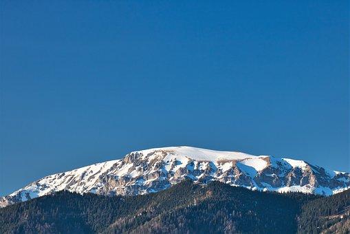 Rax, Snowy, White, Wintry, Nature, Winter, Snow