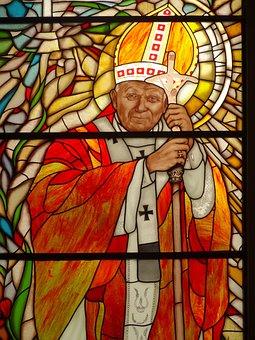 Pope, John Paul, Religion, Church, Faith, Catholic
