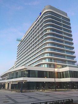 świnoujście, Radisson Blue, Hotel, Poland, Tourism