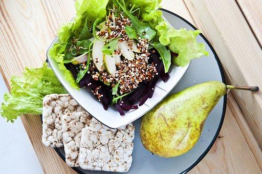 Salad, Food, Proper Nutrition, A Healthy Lifestyle