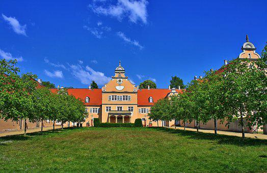 Hunting Lodge, Building, Architecture, Castle