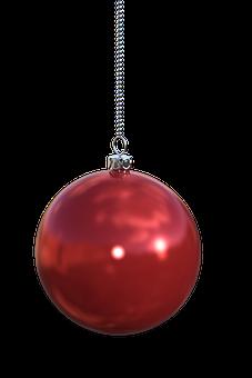 Christmas Bauble, Ball, Christmas Ornament