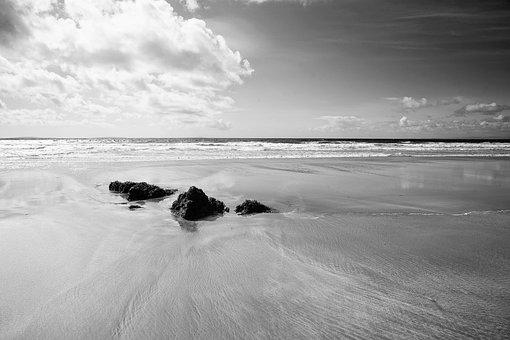 Sea, Atlantic, Ocean, Beach, Water, Coast, Nature, Surf