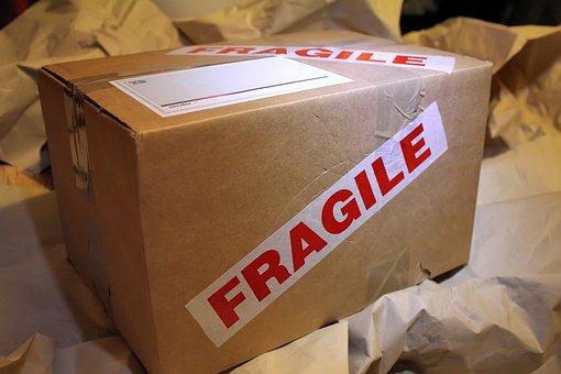 Box, Parcel, Deliver, Cardboard, Brown, Package