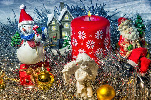 Christmas Toys, Christmas, New Year's Eve, Santa Claus