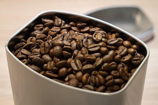 Coffee, Coffee Beans, Caffeine, Food, Beans