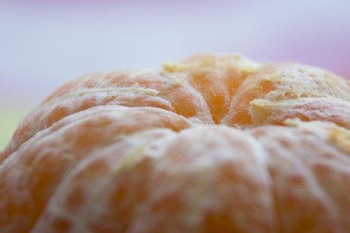 Clementine, Macro, Sweet, Juicy, Delicious, Orange