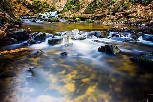 Water, Wather, Photo, Long Exposure, Filter