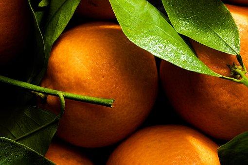 Clementine, Orange, Gastronomy, Fruit, Health, Fruits