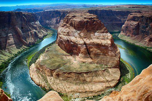Grand Canyon, Arizona, Scenic, Geology, America
