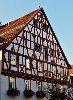 Truss, Architecture, House, Fachwerkhaus