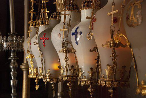 Church Of The Holy Sepulchre, Israel, Jerusalem