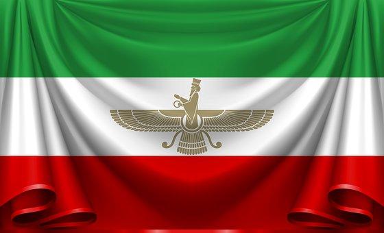 Flag, Iran, Tajikistan, Afghanistan, India, Kurds