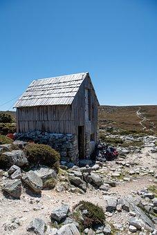 Kitchen Hut, Cradle Mountain, Tasmania, Overland Track