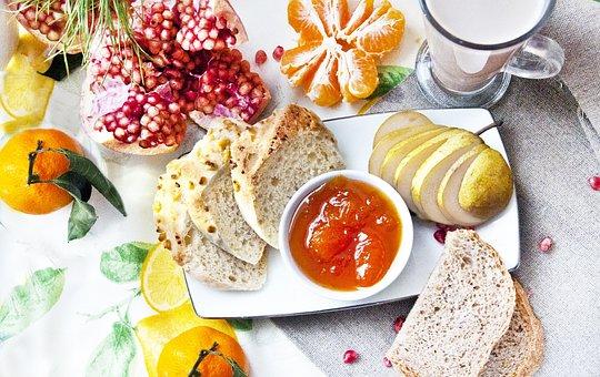Recipe, Bread, Breakfast, Proper Nutrition, Pp, Hls