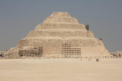 Pyramids, Egypt, Pyramid, Desert, History, Architecture
