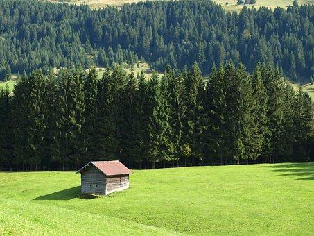 Mountains, Landscape, Nature, Alpine, Hill, Scenic